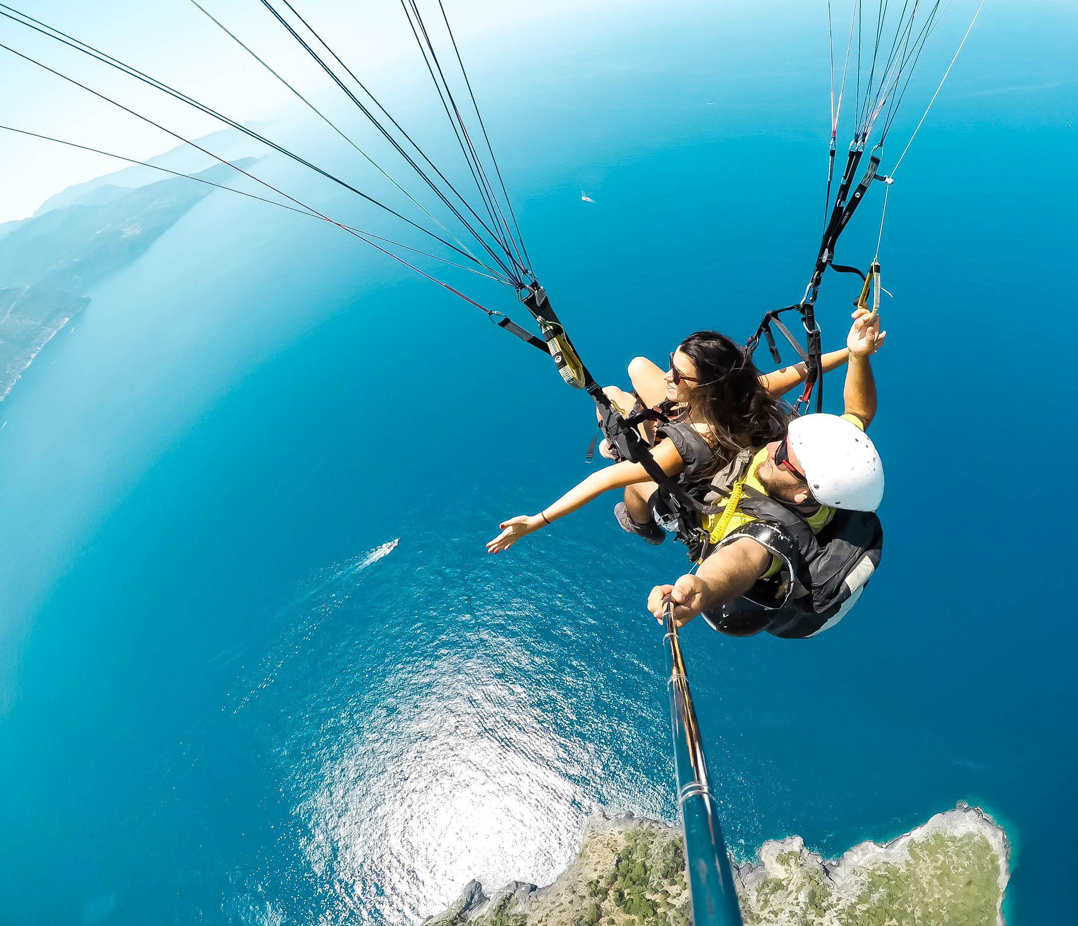 Review: Paragliding in Olu Deniz | Turkey | Daniella Travels